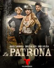 Poster La Patrona