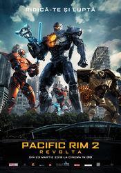 Poster Pacific Rim: Uprising