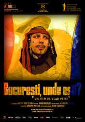 Poster București, unde ești?