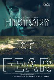 Poster Historia del miedo