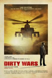 Poster Dirty Wars