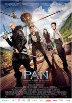 Pan: Aventuri în Țara de Nicăieri