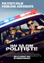 Hai să fim polițiști!