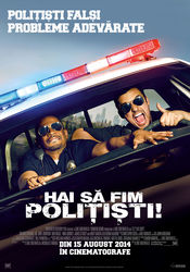 Poster Let's Be Cops
