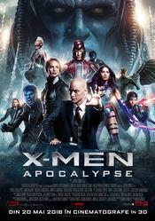 Poster X-Men: Apocalypse