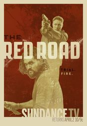 Poster The Red Road