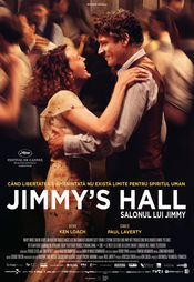 Poster Jimmy's Hall