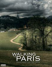 Poster Walking to Paris