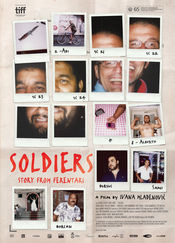 Poster Soldații. Poveste din Ferentari