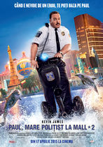 Paul, mare polițist la mall 2
