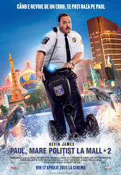 Poster Paul Blart: Mall Cop 2