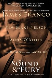 Poster The Sound and the Fury