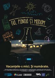 Poster Ela, Panda și Madam