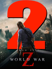 Poster World War Z 2
