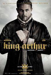 Poster King Arthur: Legend of the Sword