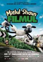 Mielul Shaun - Filmul