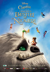 Poster Tinker Bell and the Legend of the NeverBeast