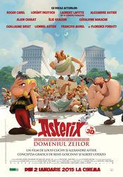 Poster Astérix: Le domaine des dieux