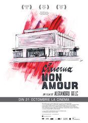 Poster Cinema, mon amour