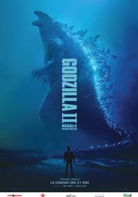 Poster GODZILLA: KING OF THE MONSTERS - 3D