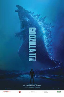 Godzilla: King of the Monsters - Godzilla II Regele Monștrilor