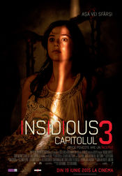 Poster Insidious: Chapter 3