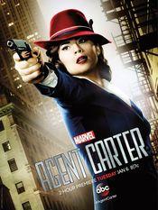 Poster Agent Carter