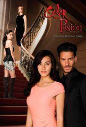 Poster El color de la pasión