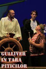 Gulliver în Țara Piticilor