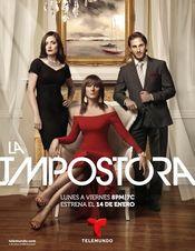 Poster La Impostora