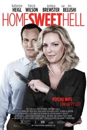 Poster Home Sweet Hell