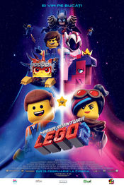 Poster The Lego Movie 2: The Second Part