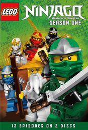 Poster Ninjago: Masters of Spinjitzu