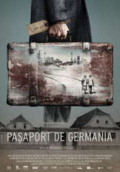 Poster Pașaport de Germania