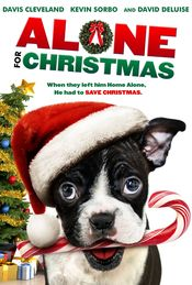 Poster Alone for Christmas