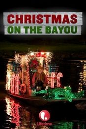 Poster Christmas on the Bayou