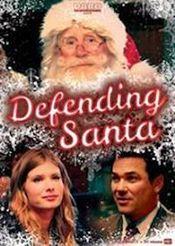 Poster Defending Santa