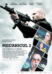 Poster Mechanic: Resurrection
