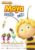 Albinuța Maya. Filmul