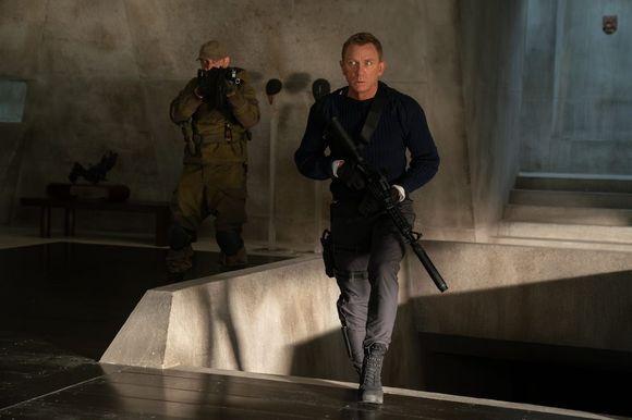 Daniel Craig în No Time to Die