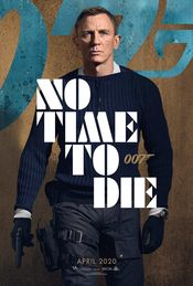 Poster No Time to Die