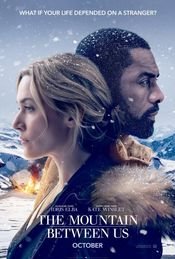 Poster The Mountain Between Us