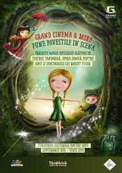 Poster Fata babei și fata moșneagului
