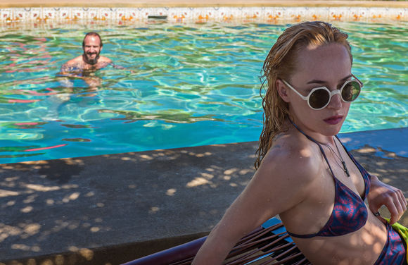Dakota Johnson în A Bigger Splash