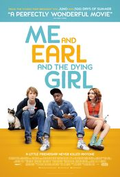 Poster Me and Earl and the Dying Girl