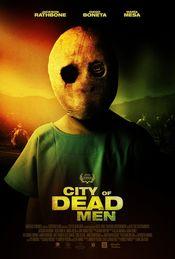 Poster City of Dead Men