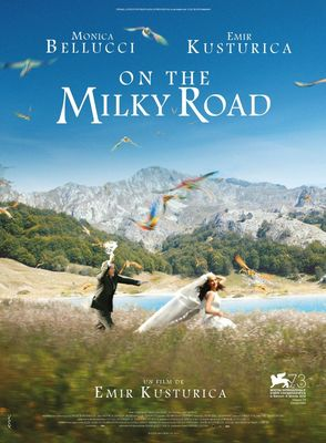 poster on the milky road 2016 poster pe calea lactee poster 3