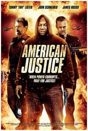 Poster American Justice