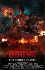 Poster Boone: The Bounty Hunter