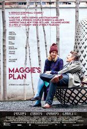 Poster Maggie's Plan